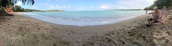 Seven Seas Beach, Fajardo