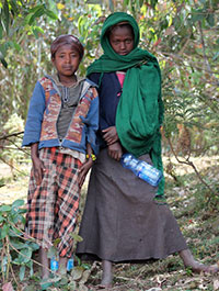 Ethiopia girls