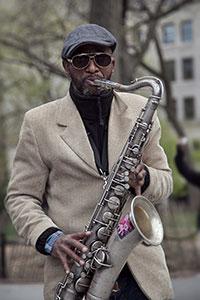 New York musician