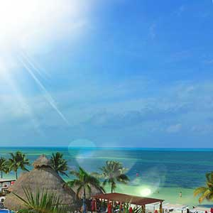 Cancun family vacation