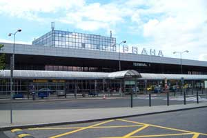 Václav Havel Airport Prague