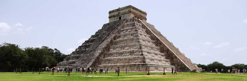 Mexico pyramid