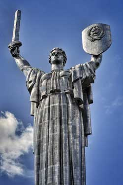 Statue of the Motherland